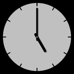 17 Uhr